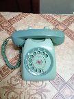 هاتف ثابت قديم