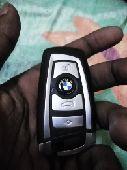 جدة -  مفتاح BMW الحالة نظيف