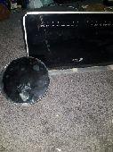 جهاز الياف stc 5G و جهاز جوي TV