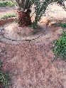 تمديد شبكات ري و تنسيق حدائق