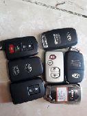 المفتاح الذكي لبرمجه مفاتيح السيارات المفقوده