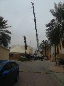 كرين للإيجار شمال الرياض ابو وليد