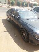 الرياض - سيارة BMW  السيارة