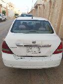 الرياض - سيارة نيسان تيدا 2006 ب 4000 ريال