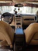 سيارة لينكون mkx 2008