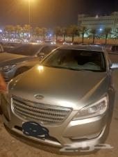 الرياض - كيا كادينزا 2012  تم