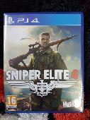 للبيع sniper elite 4