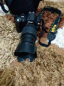 كاميرا نيكون احترافية Nikon d60