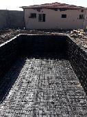 مسابح خرسانية وكل ما يخص امور البناء عضم مفتا