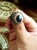 مزاد على خاتم عقيق