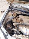 سيارة كامري 2016 مقلوبة للبيع ماعدا البودي