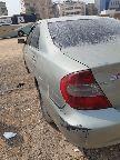 سيارة كامري تشليح او للاستخدام او قطع