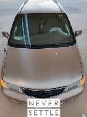 هوندا اوديسي 2002 اللون بيج منوة المستخدم