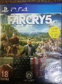 Far cry 5 معرب مستخدم نظيف