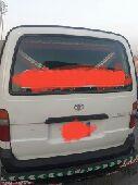 هايس للبيع موديل 2004ماشي 400