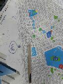 للبيع ارض في حي الزمرد مخطط الخالديه الجزء ح