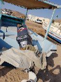 للبيع قارب في شرماء