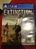 للبيع لعبة Extinction