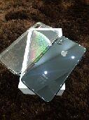 ايفون اكس اس ماكس سعة 64 جيجا لون رمادي فلكي