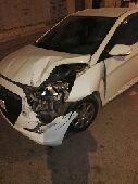 الرياض - سياره اكسنت 2014 مصدومه