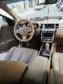 مورانو 2007  نيسان نظيف جدا للبيع