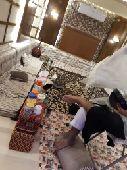 حلاق رجالي خدمة منازل  استراحات فنادق مخيمات
