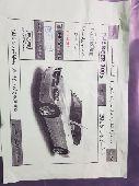 ستارة لسيارة دوج شارجر 2005