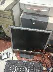 للبيع كمبيوتر مكتبي معاه طابعتين