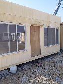 نقل بركسات وغرف جاهزة وفك وتركيب بيوت جاهزة