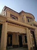 فيلا دور وشقتين أمام مسجد ومدرسة غرب الرياض