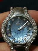 ساعة نسائية الماس من ايبل اصلية