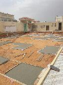 ابوسليمان لي نشاء مباني فلل ملاحق مساجد ملاحق