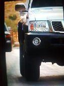 مكينه باترول 4500  موديل 2008