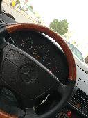 Mercedes-Benzشبح  S 500 1994