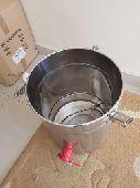 برميل عسل استيل نباتي 50 لتر