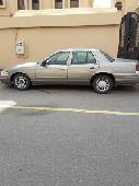 للبيع سياره فورد فكتوريا  2001 حائل