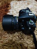 للبيع عاجل كاميرا المحترفين نيكون Nikon d7000