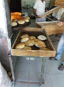 مخبز للبيع بكامل معداته مع العماله