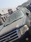 تشليح سيارة فورد اكسبيدشن موديل 2009