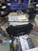 مسجلات وشاشات  سيارات وكالة مستخدمة نظيفه