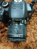 كاميرا احترافية كانون canon d650 شاشة لمس