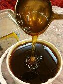 عسل سدر فاخر بغذا الملكات ومنتجات نحل طبيعية