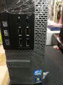 جهازين كمبيوتر من شركة ديل كور 2 و i3 مستخدمة