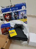 PS4 بلاي ستيشن 500 استخدام اقل من شهر