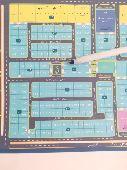 أرض حي الرحبة مكتمل الخدمات مساحة 600م زاوية