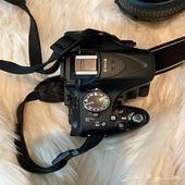 كاميرا نيكون الاحترافية D5200