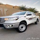 هايلكس 2020 GL2 ديزل - دبل سعودي وكالة ( تم البيع ) .