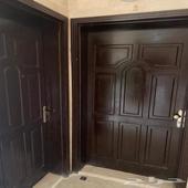 شقق فاخره جدا للايجار 4 غرف و3 حمام مطبخ صاله مدخلين ارضي