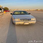 فورد كراون فكتوريا سعودي 2011