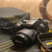 كاميرا نيكون 5100d